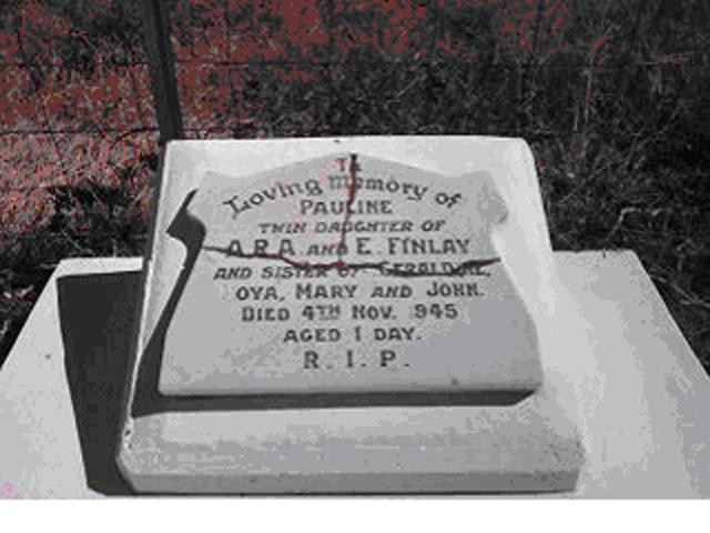 Pauline's Grave
