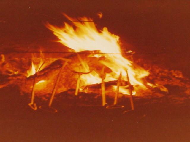 The Branding Fire